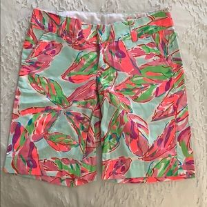 Lilly Pulitzer Golf Shorts